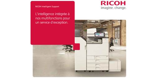 Brochure RICOH Intelligent Support
