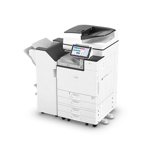 IM C2500 - Alles-in-1 printer - Vooraanzicht