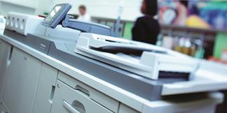 Production printers of Ricoh