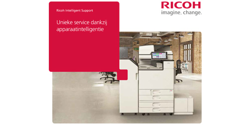 Brochure over Ricoh Intelligent Support
